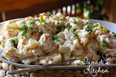 Naan, Potato Salad, Food And Drink, Potatoes, Ethnic Recipes, Salsa, Potato, Salsa Music