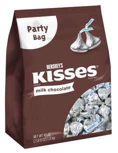 Hershey S Kisses Milk Chocolate 40oz Bag