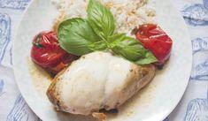 Jak připravit italské kuře caprese | recept Caprese, Mozzarella, Tiramisu, Eggs, Breakfast, Food, Italy, Morning Coffee, Essen
