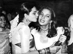 Rekha and Shabana Azmi.