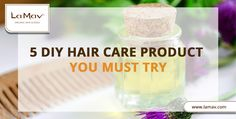 If you want to ditch all dangerous chemical out of your life, check out these 5 Great Homemade Hair Care Recipes!