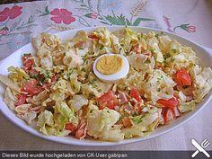 Amerikanischer Eisbergsalat, ein schmackhaftes Rezept aus der Kategorie Eier & Käse. Bewertungen: 35. Durchschnitt: Ø 4,0.