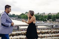 Paris and proposals pretty much go hand-in-hand! | Julia Jane Photography