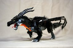 Stormbringer 2.0  002 by aurore, via Flickr #LEGO LEGO Lego