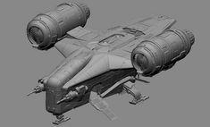 Mandalorian Ships, Sci Fi, Star Wars, Science Fiction, Starwars, Star Wars Art