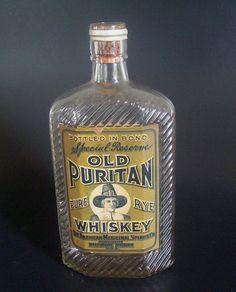 Old Puritan Maryland Rye