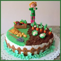 scarecrow cake | Recent Photos The Commons Getty Collection Galleries World Map App ...