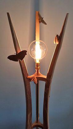 Moths Floor lamp