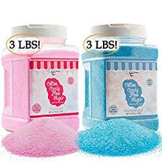 The Candery Cotton Candy Floss Sugar Raspberry Blue and Strawberry for sale online Blue Strawberry, Raspberry, Candy Floss Sugar, Homemade Cotton Candy, Candy Making Supplies, Sugar Jar, Baking With Kids, Best Candy, Decorating Tools