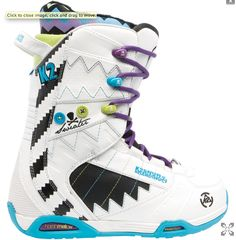 One boot to rule them all...  http://www.dogfunk.com/k2-darko-snowboard-boot-mens-k2s0503