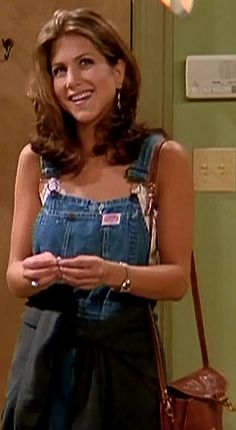 rachel green overalls - Google Search