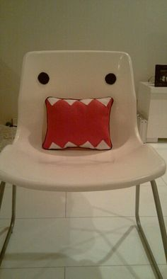funny chair monster!