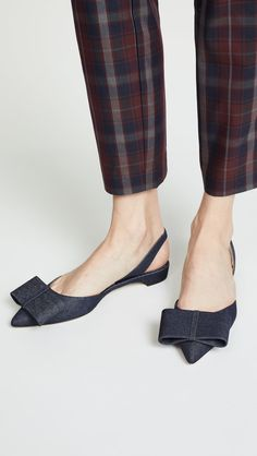a26f153a3a6 24 Best Slingback flats images in 2019
