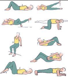 Физические упражнения при лечении простаты