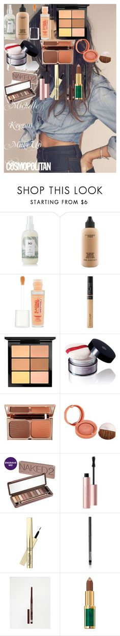 Michelle Keegan Make Up Tutorial by oroartyellie on Polyvore featuring beauty, Charlotte Tilbury, Urban Decay, Shiseido, MAC Cosmetics, L'Oréal Paris, Rimmel, Bourjois, Maybelline and The Body Shop