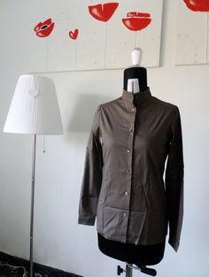 Camicia collo alla coreana fatta da me  Shirt created by me