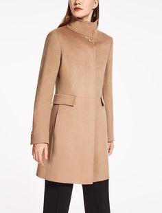 """Pure wool coat, camel - """"AGNESE"""" Max Mara"""