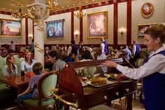 Be Our Guest Restaurant in New Fantasyland in Magic Kingdom Park Big Winner at National Restaurant Association Awards -- another reason to try this place out!