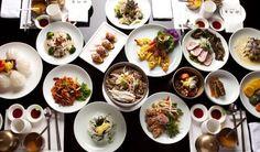 Korean Table d'hote