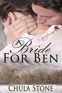 A Bride for Ben by Chula Stone http://www.stormynightpublications.com/a-bride-for-ben/ Publisher's Note: A Bride for Ben contains non-consensual spankings of an adult woman, including domestic discipline in a historical setting. If such material offends you, please don't buy this book.