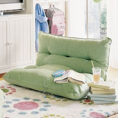 Giant Floor Pillows For Lounging Around | Giant floor pillows, Floor ...