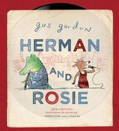 picture books for pairing / herman and rosie and jacques cousteau - This Picture Book Life