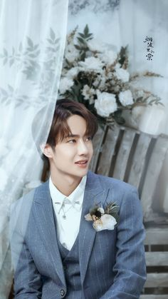 Can I be ur bride? Cute Asian Guys, Boy Photography Poses, Two Men, Chinese Boy, Art For Art Sake, Kpop, Big Love, My Princess, Handsome Boys