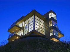 villa Malibu, Californie