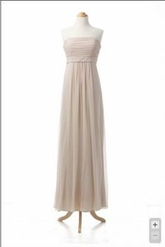 Off Shoulder Belt Pleated Column Chiffon Formal Dress      $142.86