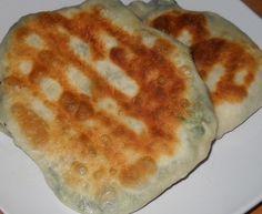 Grill pogačice - punjene sirom i spanaćem, pečene u tavi :) Isprobajte :)