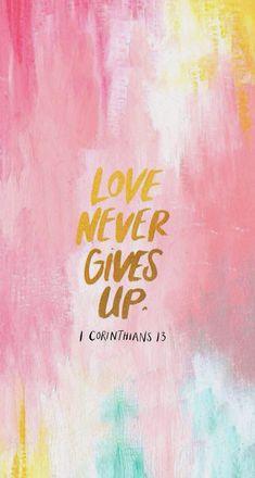 El Amor nunca se rinde