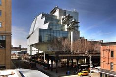 The opening of the Whitney Museum of American Art is set to kick off