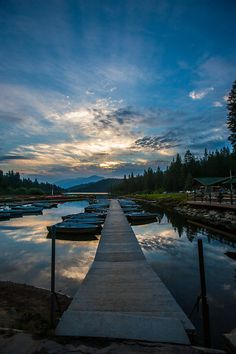 The Lake - Hume Lake Christian Camps
