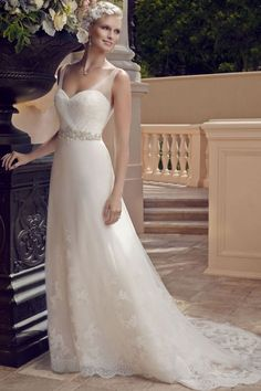 Style 2196 by Casablanca+Bridal
