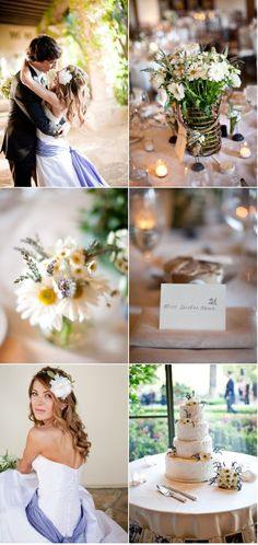 Shady Canyon Country Club Wedding by Jessica Lewis Photography + Brooke Keegan Weddings and Events | Style Me Pretty