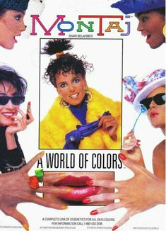 Shari Belafonte, Beauty Ad, Beauty Products, 1980s Hair, Makeup Ads, World Of Color, 80s Fashion, Vintage Beauty, Mario
