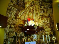 Ermita de la Virgen de la Caridad. Miami Florida