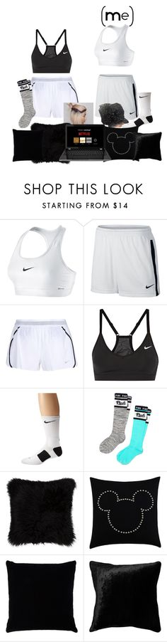 """"" by kitty-ma ❤ liked on Polyvore featuring NIKE, Victoria's Secret PINK, Ethan Allen and Kevin O'Brien"