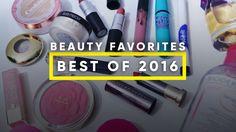 Beauty Favorites | Best of 2016