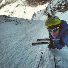 Greetings from #PassoTonale ! #skitouring #skiing #nanoxski