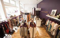 Dress Affairs - Ein Shop in Shop mit großen Schaufenstern und in begehrter Lage.