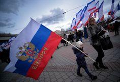 L'annexion de la Crimée par l'Ukraine expliquée aux enfants