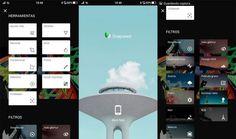 Snapseed se actualiza e incluye herramientas para el ajuste de curvas y niveles