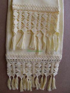 Asciugamani - ricamodesign
