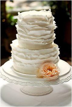 Carrie's Cakes- Ruffle Cake