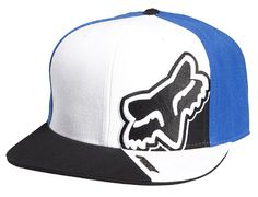 FOX RACING「Lapse」Fitted Baseball Cap