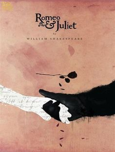 """Read """"Romeo and Juliet"""" by William Shakespeare available from Rakuten Kobo. Romeo and Juliet is a tragedy written by William Shakespeare early in his career about two young star-crossed lovers who. Book Cover Art, Book Cover Design, Book Art, Graphisches Design, Buch Design, Flyer Design, Graphic Design, William Shakespeare, Shakespeare Novels"""