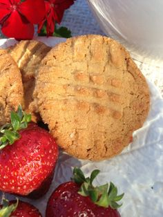 Gluten-Free Peanut Butter Cookies, A Classic Homemade Treat.