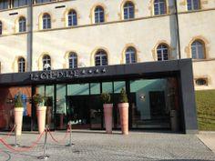 Hôtel La Citadelle ****, bel établissement.