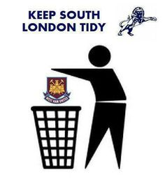 West Ham scuma and put shit in bin Millwall Fc, Best Football Team, West Ham, Good Ole, Lion Wallpaper, Sport, History, Boys, Baby Boys